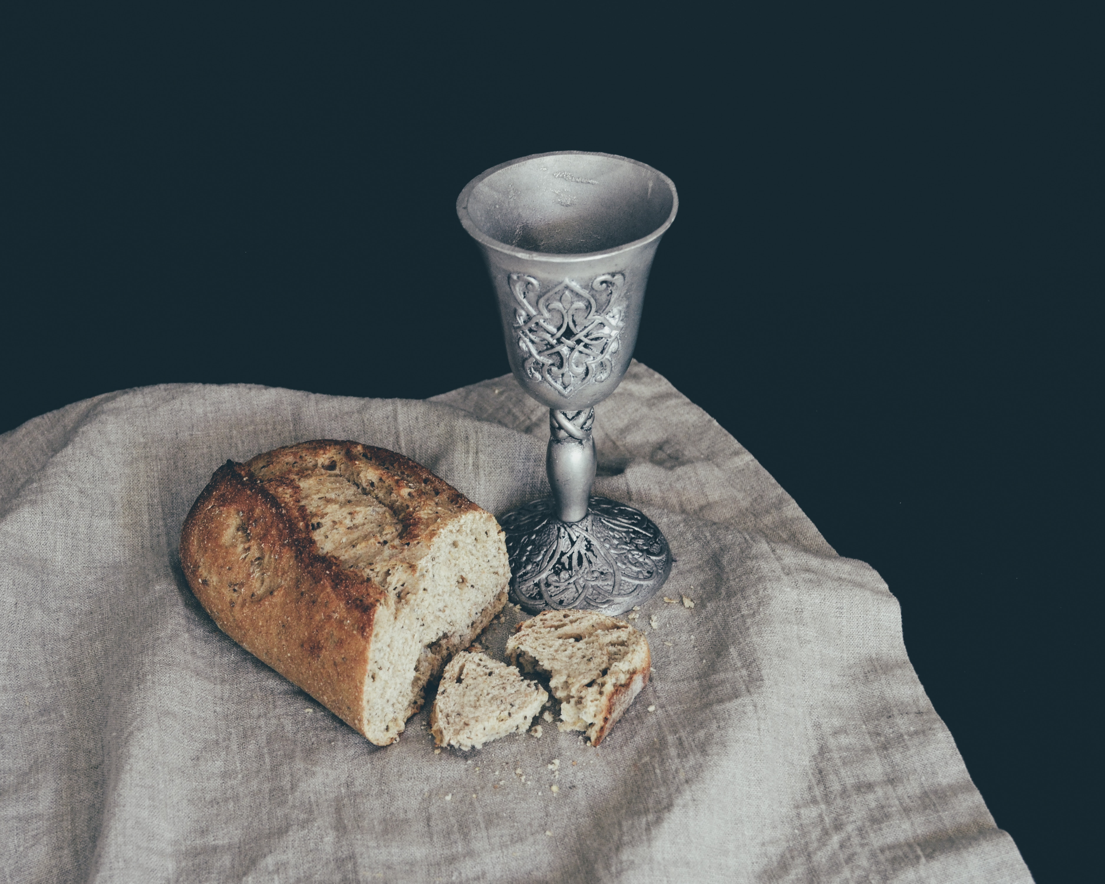 The Significance of the Bread & Cup