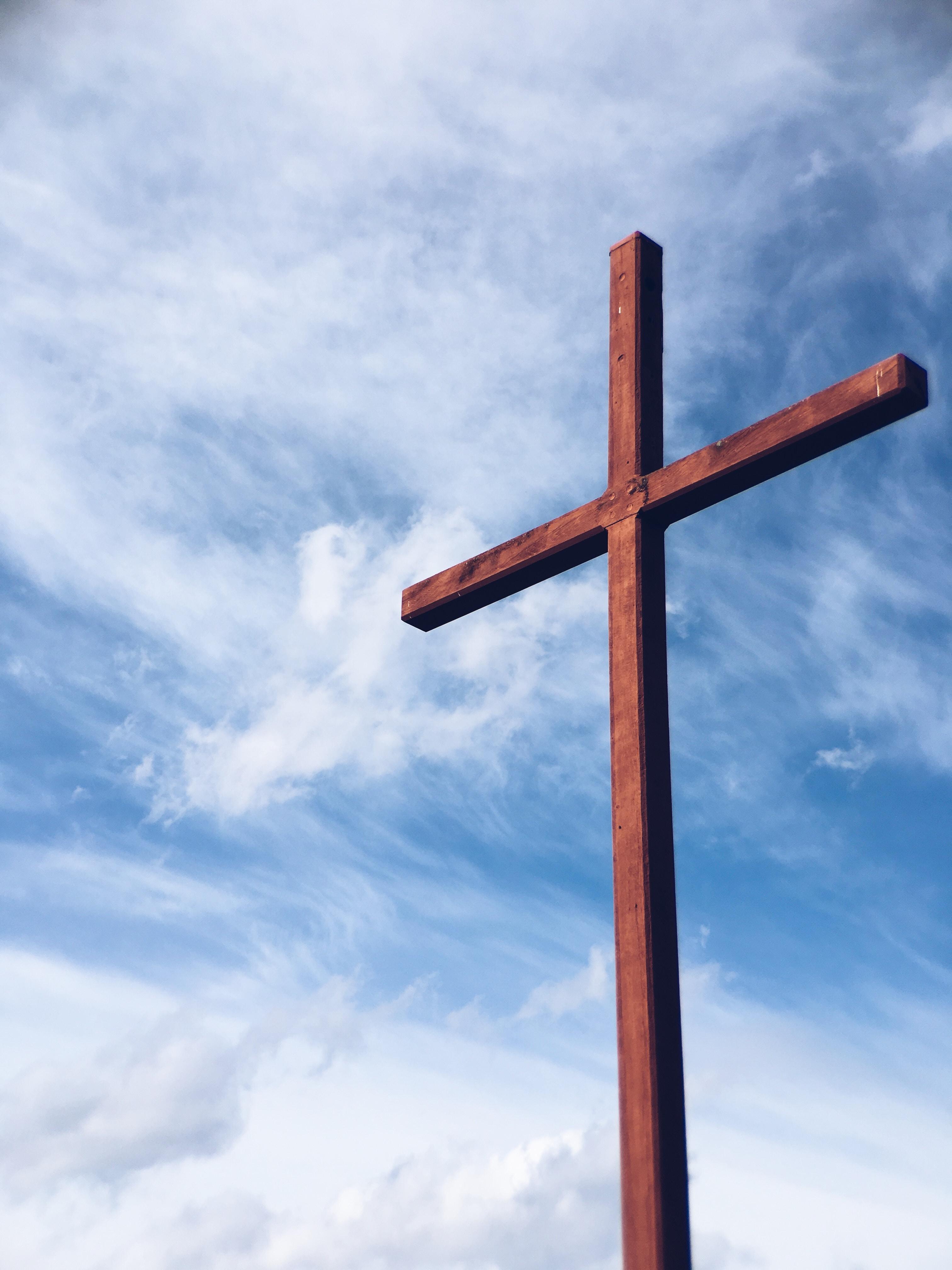 The Christ & The Cross—Saying #2