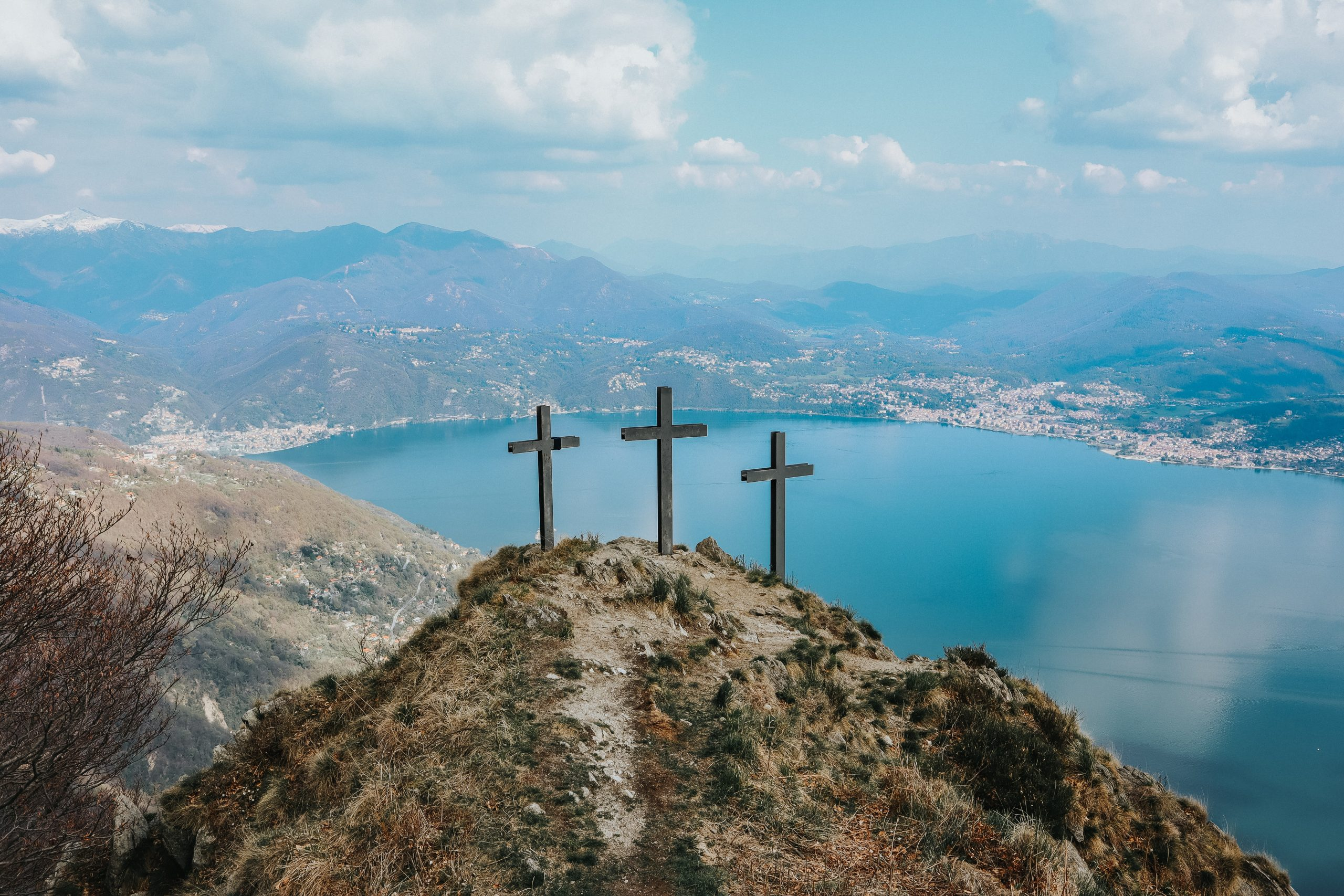 The Christ & The Cross—Saying #6 & #7