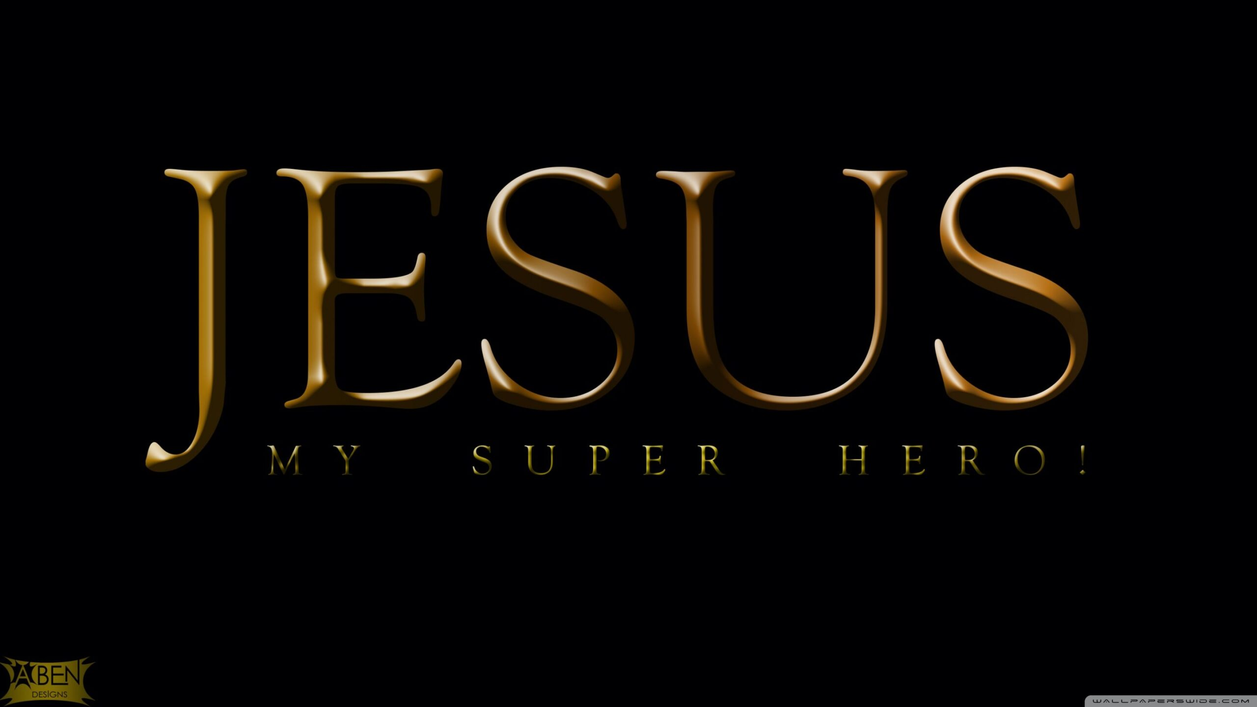 Jesus is the Mighty One-Super Hero
